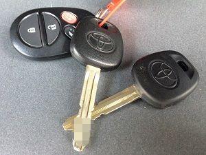 セコイアの鍵を落とした